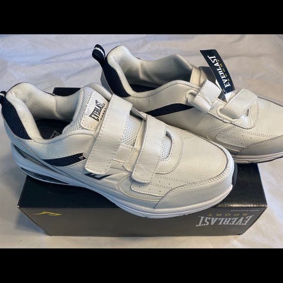 Everlasting Mens Wide Tennis Shoes
